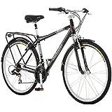 Schwinn Discover Hybrid Bicycle 700c/28 inch wheel size, men's size