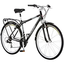 Schwinn Discover Hybrid Bicycle, 26-Inch Wheels, Multiple Styles, Multiple Colors