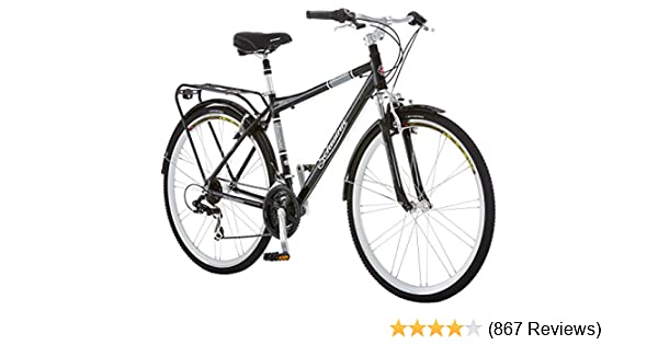 6c72703c8 Amazon.com   Schwinn Discover Hybrid Bicycle