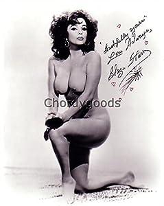 Amazon Com Blaze Starr Sexy Photo Autograph Photo Signed