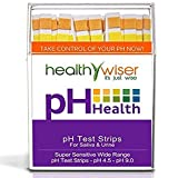 100pcs Untainted Chic Accurate Healthy pH Test Strips
