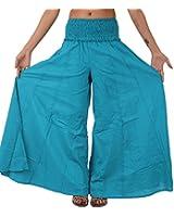 SNS Pure Cotton Long Plazzo Pant Trouser