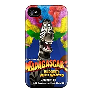 New CmL40429OtQh Madagascar 3 Skin Cases Covers Shatterproof Cases For Iphone 6