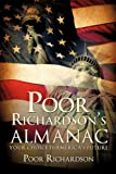 Poor Richardson s Almanac, Poor Richardson, 1609574370