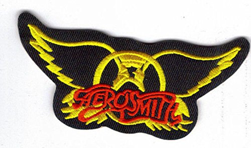 Aerosmith Wings Embroidered Patch ! (Aerosmith Wings)