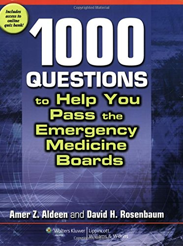 Download 1000 questions to help you pass the emergency medicine download 1000 questions to help you pass the emergency medicine boards pdf by amer z aldeen md full ebook kindle fandeluxe Image collections