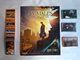 PANINI HARRY POTTER Animales fantasticos Complete 240 Stickers Collection NEW plus album ( in spanish )