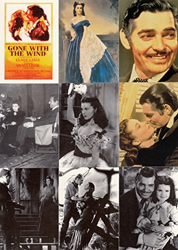 GONE WITH THE WIND MOVIE 1995 DUO CARDS COMPLETE BASE CARD SET OF 90