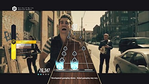 Guitar Hero Live with Guitar Controller (Xbox One) 6