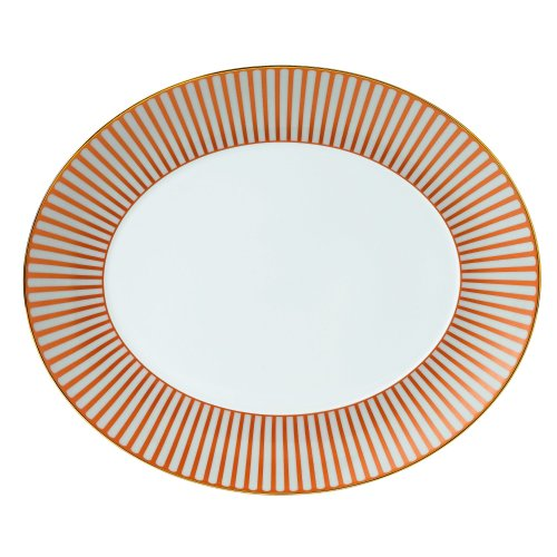 Wedgwood Palladian Oval Platter, 13.75-Inch ()