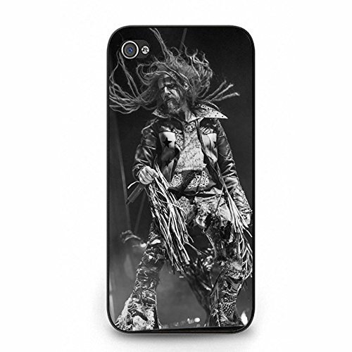 Case Shell Fashion Individualized Personalized Musician Rob Zommbie Phone Case Cover for Iphone 5 5s Singer Rob Zommbie Great