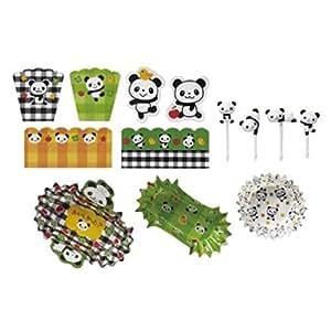 Panda Bento Lunch Box Decoration Accessories Beginner Kit