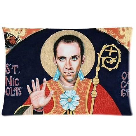 Nicolas Cage Pillowcases(Fundas para almohada) Custom 20