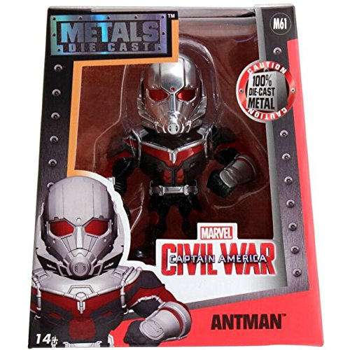 Metals Marvel 4 inch Classic Figure - Antman (M61)