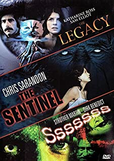 Attractive The Legacy (1979)/The Sentinel (1977)/Sssssss