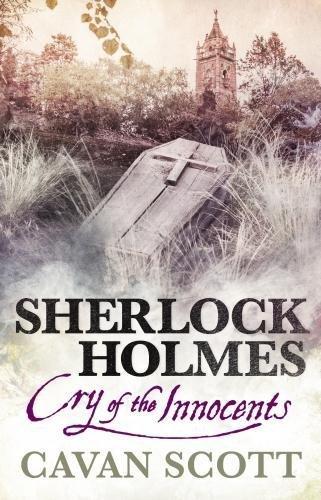 Sherlock Holmes - Cry of the Innocents [Cavan Scott] (Tapa Blanda)
