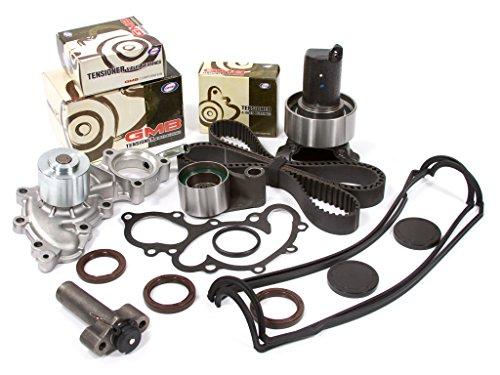 Evergreen TBK240HVCT 93-95 Toyota Pickup T100 V6 3.0 3VZ Timing Belt Kit Valve Cover Gasket Water Pump