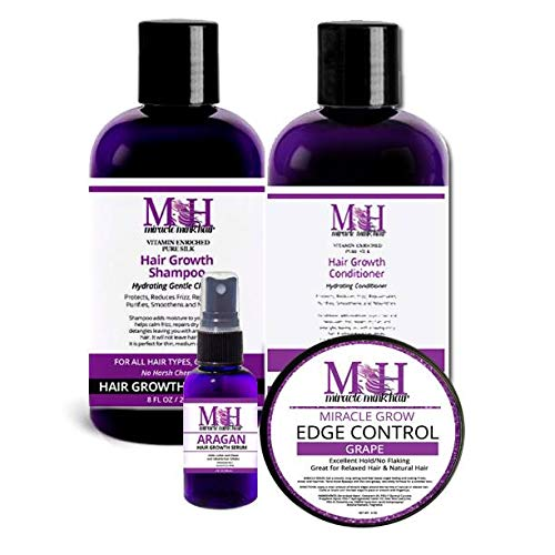 Miracle Mink Hair Growth Combo #1