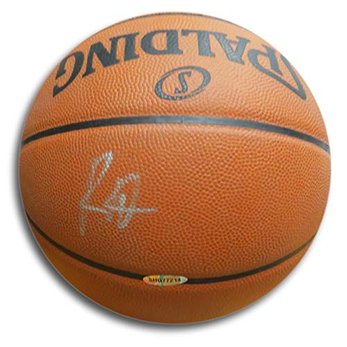 Ron Artest Signed Autographed Official NBA Basketball Lakers UDA SHO77214 ()