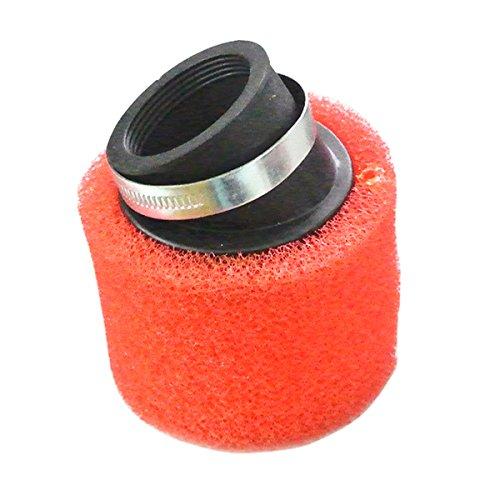 JRL 45/mm Filtre /à air double couche /éponge en mousse pour aspirateur 125/140/150/cc CRF KLX V/élo