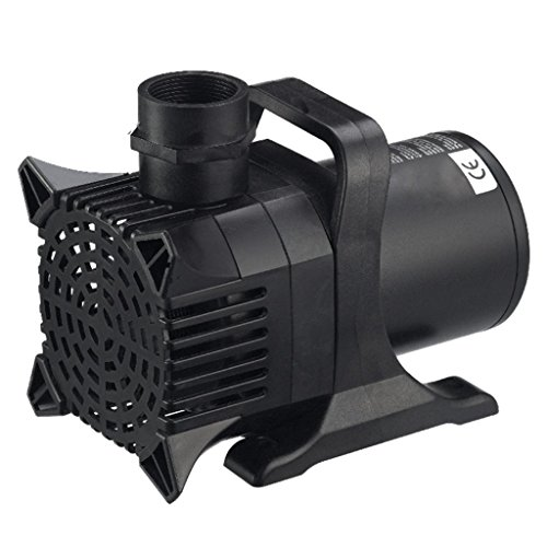 Patriot Koi Pond Pump KP2000 - 2000 GPH Koi Pond & Waterfall Pump