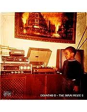 The Diam Piece 2: Instrumentals (Vinyl)