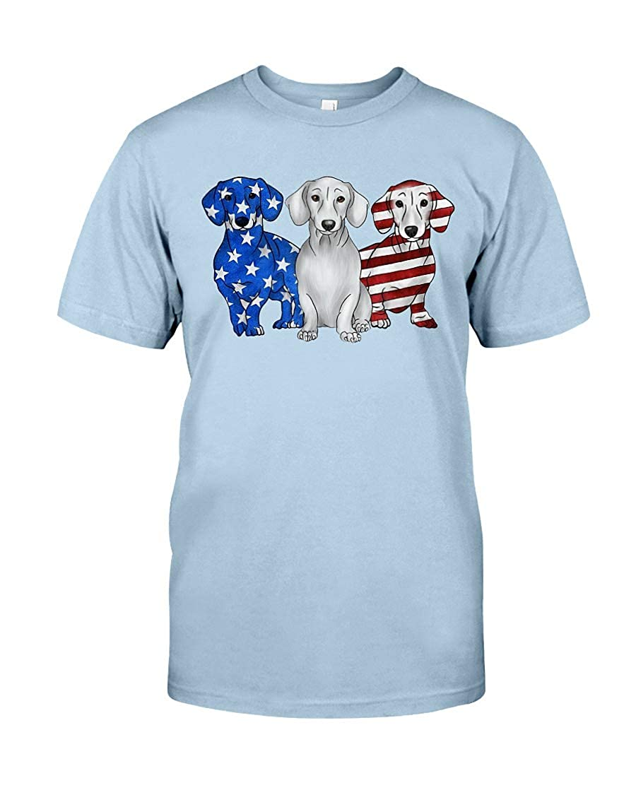 Ashlee Felders LGOODS Classic T-Shirt Light Blue 6XL