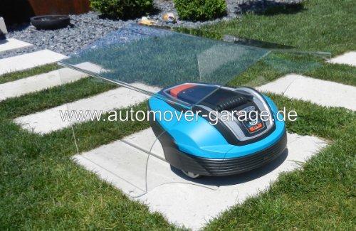Robotic Lawnmower Garage Standard Clear / transparent