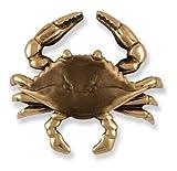 Blue Crab Door Knocker - Bronze (Premium Size)