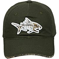 Realtree Xtra Outdoor Ripstop Cap - Fish On Front