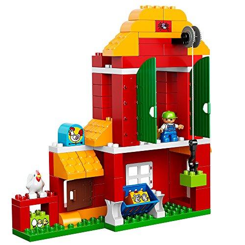 Lego Duplo Town Big Farm 10525 Buy Online In Uae Toys