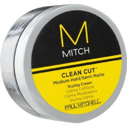 Paul Mitchell Men Mitch Clean Cut Medium Hold/Semi-Matte Sty