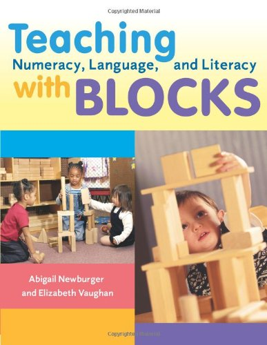 Language Arts Block (Teaching Numeracy, Language, and Literacy with Blocks)