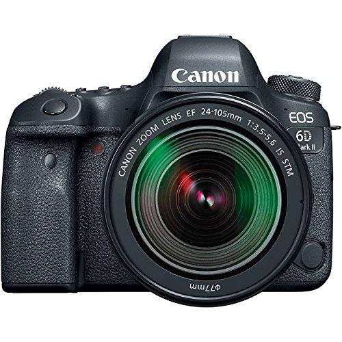 51kgM%2BsczwL - Canon EOS 6D Mark II (with 24-105mm is STM BG-E21 Grip Bundle)