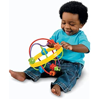 Amazon Com Fisher Price Fun To Discover Bead Ball Toys