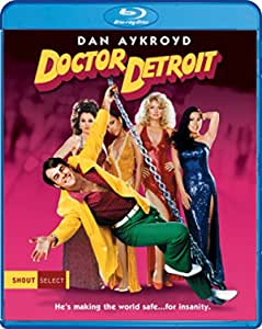 Doctor Detroit [Blu-ray]
