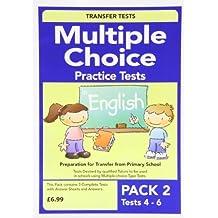 Multiple Choice English 2 by Pat Quinn (2009-09-28)