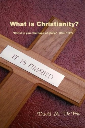 What is Christianity?: