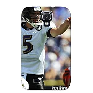 Quality VenusLove Case Cover With Best Uniforms Nfl Team Nice Appearance Compatible With Galaxy S4()