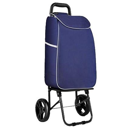 b5df31b729e3 Amazon.com: CGH Aluminum Shopping cart Trolley car Trailer Portable ...