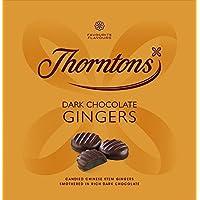 Thorntons chocolate Querido sabores Ballotin (Jengibre oscuro) 220g