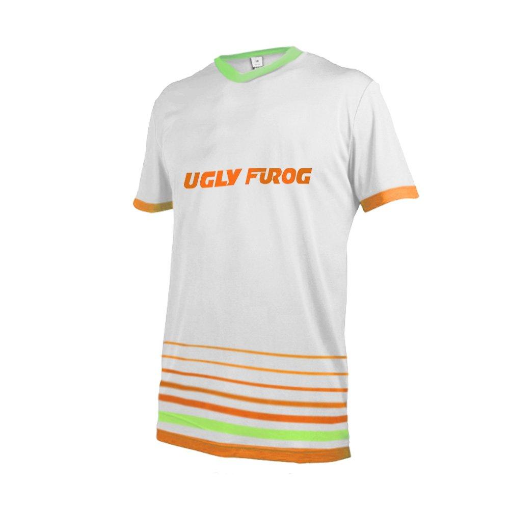 Uglyfrog # 02 2017新作メンズBMX Bike JerseyメンズDownhill MontainバイクTop B077GRXRZ3 3L|カラー18 カラー18 3L