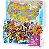 United States Scrunch Map