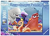 Ravensburger Disney: Finding Dory 100 Piece Jigsaw Puzzle for Kids – Every Piece is Unique, Pieces Fit Together Perfectly