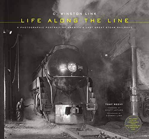A-line Portrait (O. Winston Link: Life Along the Line: A Photographic Portrait of America's Last Great Steam Railroad)