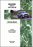Land Rover Discovery Series II 1999-2002, Land Rover Staff and Brooklands Books Ltd Staff, 1855206188