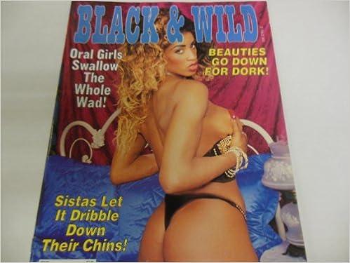 Black Wild Mens Magazine Devin Deray Menaja Vol  High Valley Pub Amazon Com Books