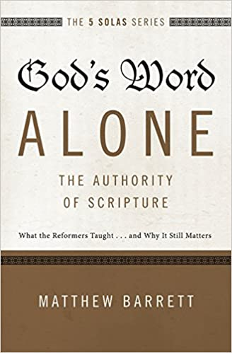 gods authority in the bible