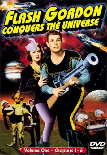 - Flash Gordon Conquers the Universe, Vol. 1: Chapters 1-6