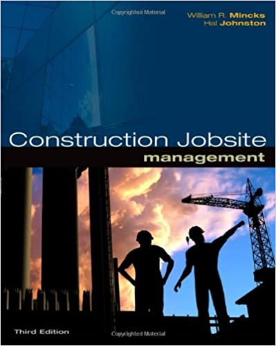 Construction jobsite management william r mincks hal johnston construction jobsite management 3rd edition fandeluxe Choice Image